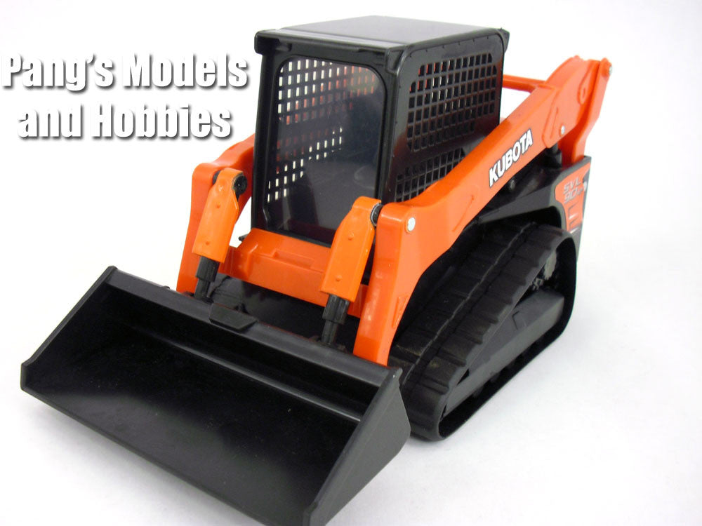 Kubota SVL90-2 Compact Track Loader 1/18 Scale Plastic Model by NewRay