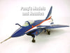Chengdu J-10 Vigorous Dragon - Bayi Acrobatics Team 1/72 Scale Diecast Metal Model by Air Force 1