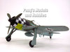 Focke-Wulf Fw-190 Würger (Shrike) 1/72 Scale Diecast Metal Model by DeAgostini