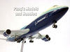 Boeing 747-8 (747-8F) Boeing Livery Inflight Version 1/200 Scale Model by Hogan