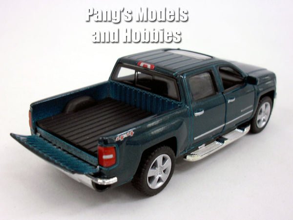 Chevy Silverado (2014) LTZ Crew Cab 4x4 1/46 Scale Diecast Metal Model – Pang's Models and Hobbies