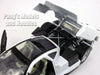 Pagani Zonda 1/24 Scale Diecast Metal Model by Motormax