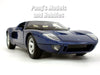 Ford GT Concept Coupe 1/24 Scale Diecast Metal Model by Motormax