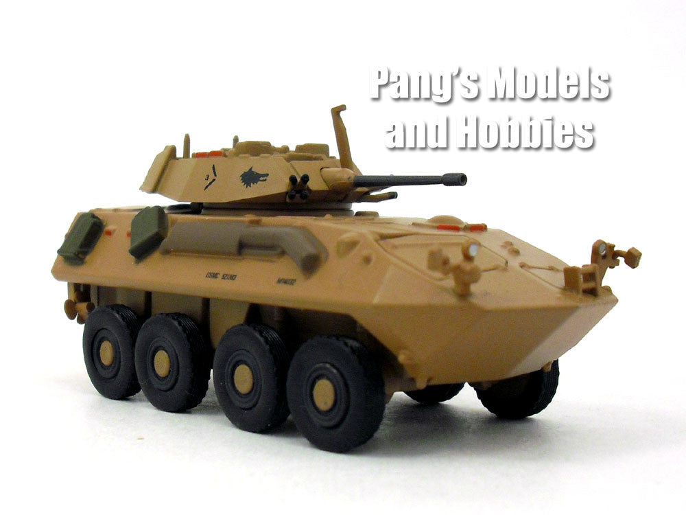 LAV 25 Light Armored Vehicle   Marines 1/72 Scale Diecast Model By Eaglemoss