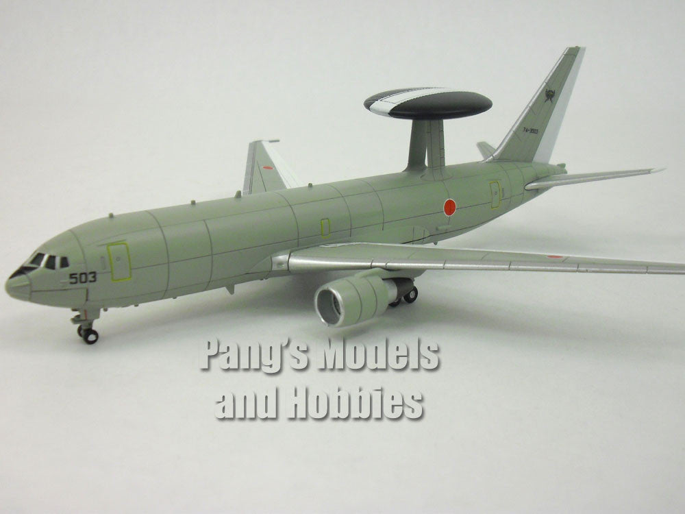 Boeing E-767 (Boeing 767 AWACS) Japan Air Self-Defense Force 1/250 Scale Model by DeAgostini