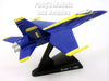 Boeing F/A-18C (F-18) Hornet Blue Angles 1/150 Scale Diecast Metal Model by Model Power