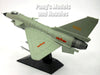 Chengdu J-10 Vigorous Dragon Chinese AF 1/72 Scale Diecast Model by DeAgostini