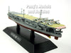 Japanese Navy Light Carrier Ryujo 1/1100 Scale Diecast Metal Model Ship by Eaglemoss