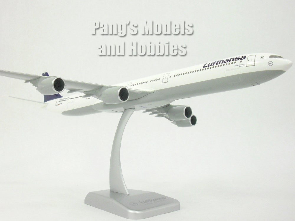Airbus A340-600 (A-340) Lufthansa Inflight 1/200 Scale by Hogan ...