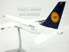 Airbus A340-600 (A-340) Lufthansa Inflight 1/200 Scale by Hogan