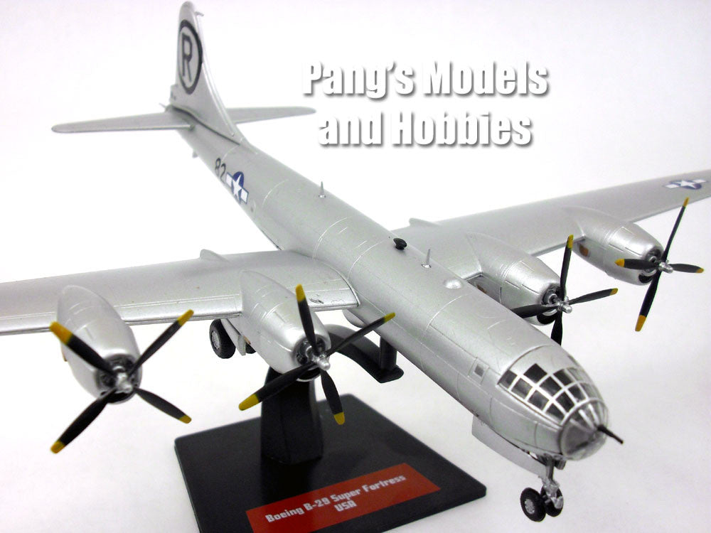 Boeing B-29 Superfortress Enola Gay 1/144 Scale Diecast Model by DeAgostini