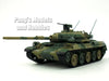 Type 74 Main Battle Tank - Japan 1/72 Scale Model by DeAgostini