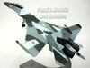 Sukhoi Su-35 (Su-27) Super Flanker - Blue Camo - 1/72 Scale Diecast Metal Model by Air Force 1