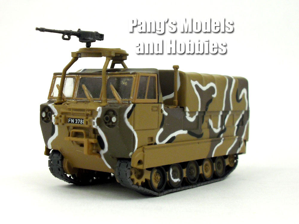 M548 Tracked Cargo Carrier 1/72 Scale Diecast Model by Eaglemoss