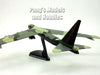 Boeing B-52 (BUFF) Stratofortress Bomber - Camo - 1/300 Scale Diecast Metal Model by Daron