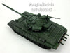 T-72 Russian Main Battle Tank - Georgia War 2008 - 1/72 Scale Model by Modelcollect