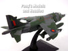 British Aerospace Harrier United Kingdom 1/72 Scale Diecast Model by DeAgostini