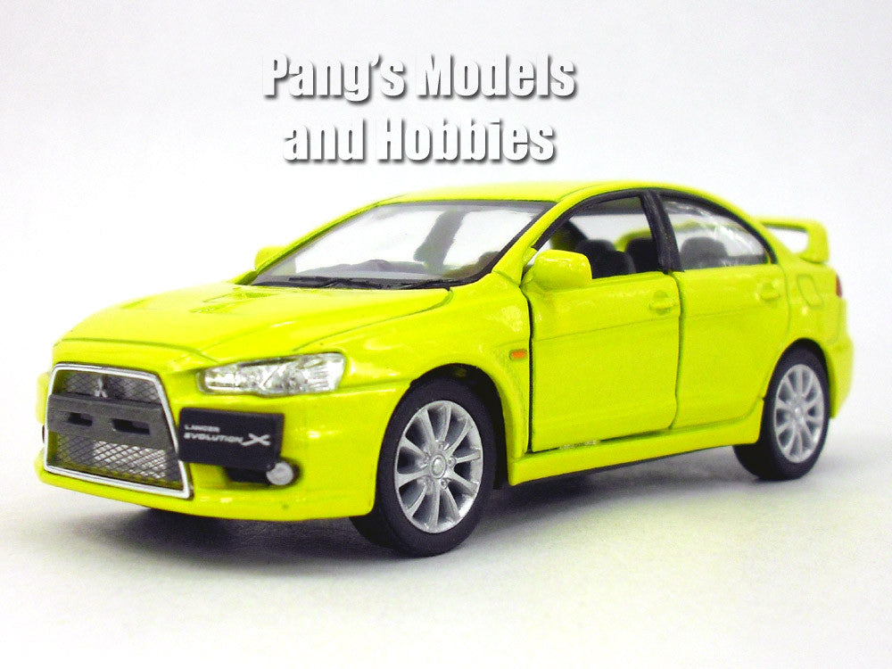 Mitsubishi 2008 Lancer Evolution 1/36 Scale Diecast Metal Model by Kinsmart