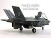 Lockheed F-35 (F-35B) Lightning II 1/72 Scale Diecast Metal Model by Hobby Master