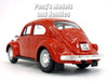 Volkswagen (VW) Classic Beetle 1/24 Scale Diecast Metal Model by Maisto