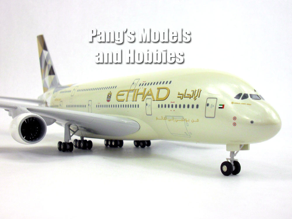 Airbus A380 (A-380) Etihad 1/200 Scale by Sky Marks