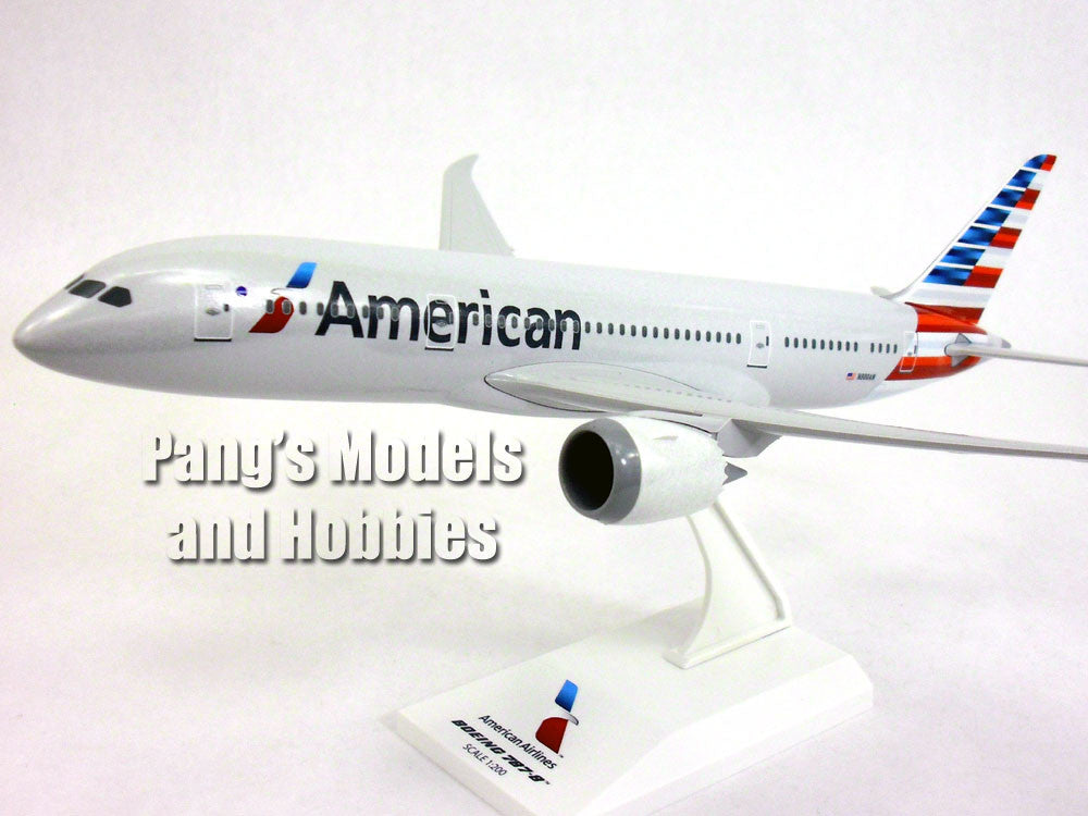Boeing 787-8 (787) American Airlines 1/200 Scale by Sky Marks