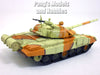 T-72 Russian Main Battle Tank Urban Warfare 1/72 Scale Model by Modelcollect