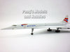 Concorde British Airways 1/350 Scale Diecast Metal Model by Daron