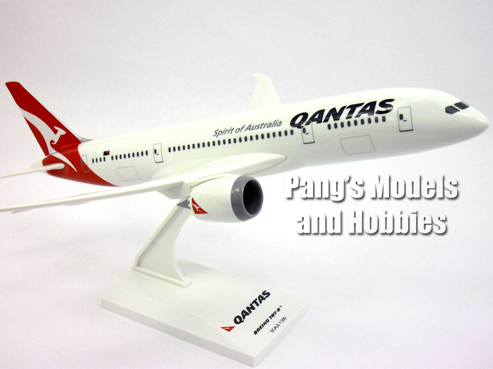 Boeing 787-8 Qantas 1/200 Scale by Sky Marks
