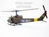 Bell UH-1 Iroquois (Huey) MEDEVAC 1/87 Scale Diecast Metal Model by Daron