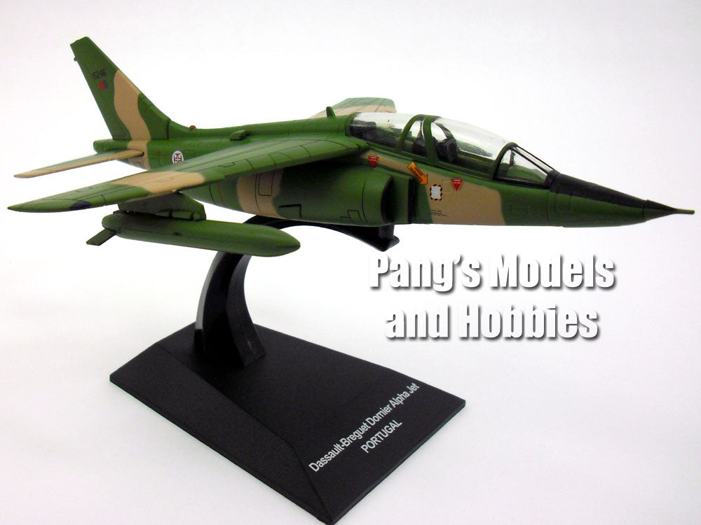 Dassault/Dornier Alpha Jet - Portugal -1/72 Scale Diecast Model by DeAgostini