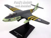 Hawker Sea Hawk - United Kingdom - Royal Navy -1/72 Scale Diecast Model by DeAgostini