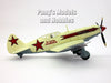 Mikoyan-Gurevich MiG-3 - Soviet Union  - 1/72 Scale Diecast Metal Model by Amercom