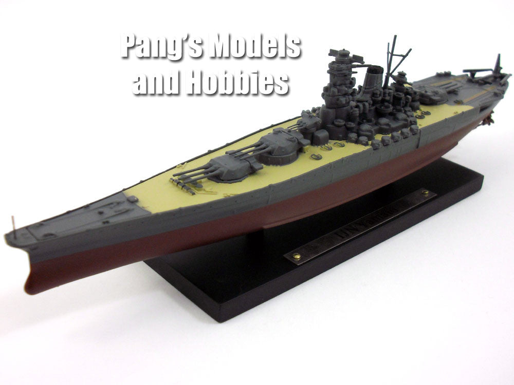 IJN Battleship Yamato 1/1250 Scale Diecast Metal Model by