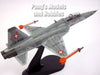 Northrop F-5F (F-5) Tiger II Swiss Air Force 1/72 Scale Diecast Metal Model by Hobby Master