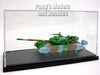 T-80 (T-80BV) Soviet Army - East Germany 1989 - 1/72 Scale Model by Modelcollect