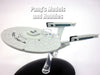 Star Trek USS Enterprise-A Model and Magazine #72 by Eaglemoss