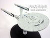 Star Trek USS Enterprise NCC-1701-A Model and Magazine #72 by Eaglemoss