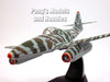 Messerschmitt Me-262 (Me-262A) Swallow 1/72 Scale Diecast Metal Model by Oxford