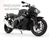 BMW K1300R 1/12 Scale Diecast Metal and Plastic Model by Automaxx