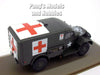 Dodge WC54 3/4 Ton Army Ambulance 1/43 Scale Diecast Metal Model by Atlas