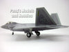 Lockheed Martin F-22 Raptor USAF - 49WG Holloman AFB -1/72 Scale Diecast Model by Air Force 1