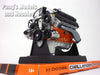 Dodge Challenger SRT Engine 1/6 Scale Diecast Metal and Plastic Model by Liberty Classics