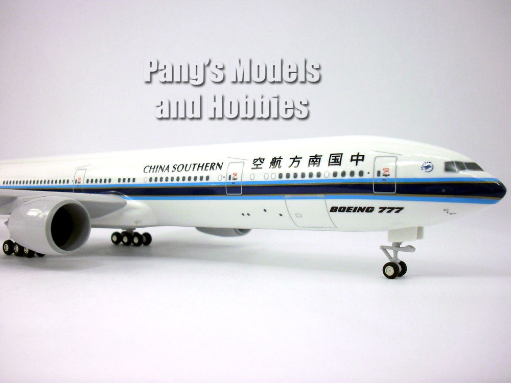 Boeing 777 (777-300) China Southern 1/200 Scale Model by Sky Marks
