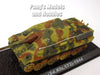 "Jagdpanther ""Hunting Panther"" German Tank Destroyer 1/72 Scale Diecast Model"