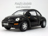 Volkswagen - VW - New Beetle 1/32 Scale Diecast Metal Model by Kinsmart