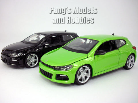 Volkswagen VW Scirocco R 1/24 Scale Diecast Model by Bburago