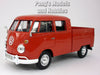 Volkswagen VW T1 (Type 2) Pick-Up Bus Van 1/24 Diecast Model by Motormax
