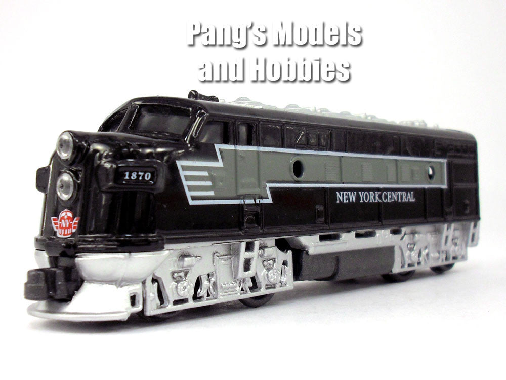 Classic 1940's Train Diecast Metal Scale Model