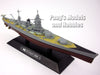 French Battleship Dunkerque 1/1100 Scale Diecast Metal Model Ship by Eaglemoss (43)